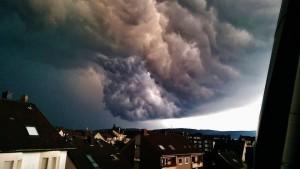 chmury Duisburg